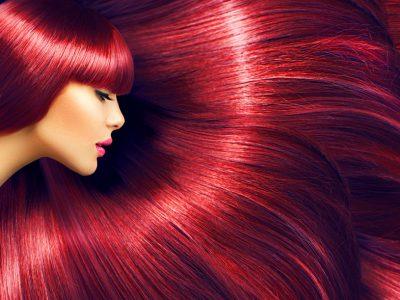 چگونه با موی قرمز آرایشی جذاب داشته باشیم ؟