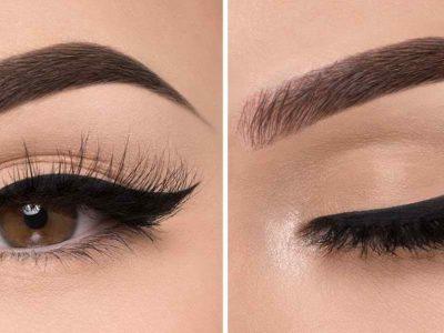 طریقه استفاده از خط چشم ژله ای