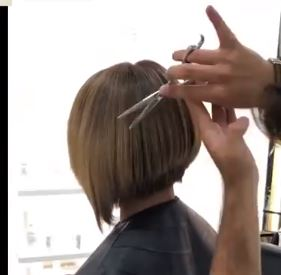 کوتاهی مو – آموزش کوتاه کردن مو بسیار زیبا