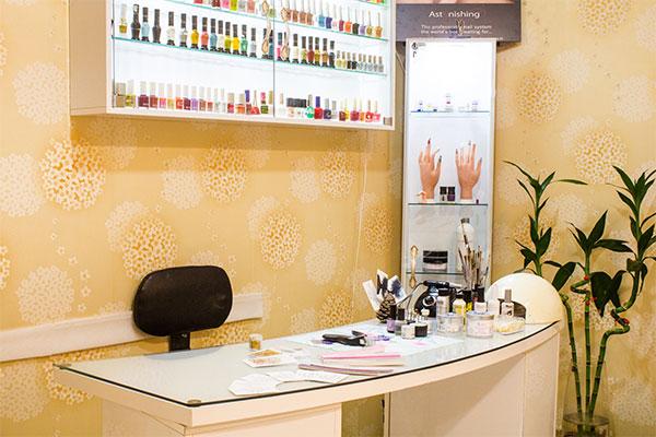 آموزشگاه آرایشی گل گیس